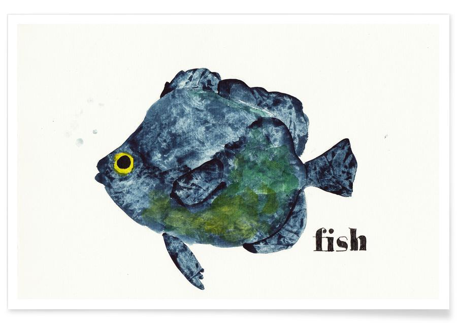 Fish affiche