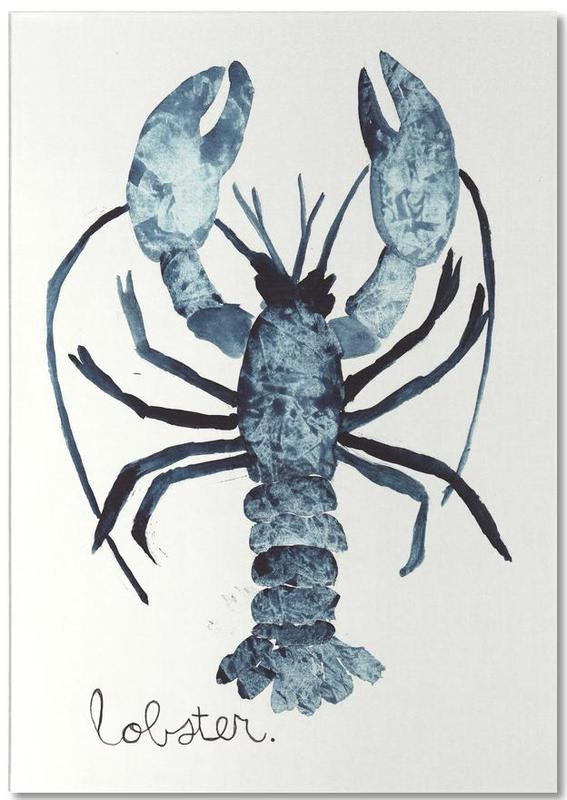 Lobster bloc-notes