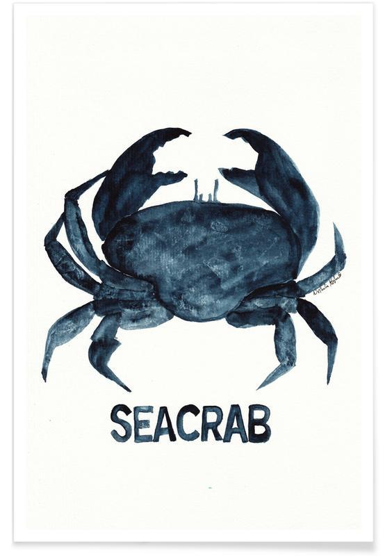 Seacrab affiche