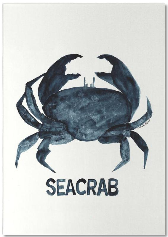 Seacrab Notepad