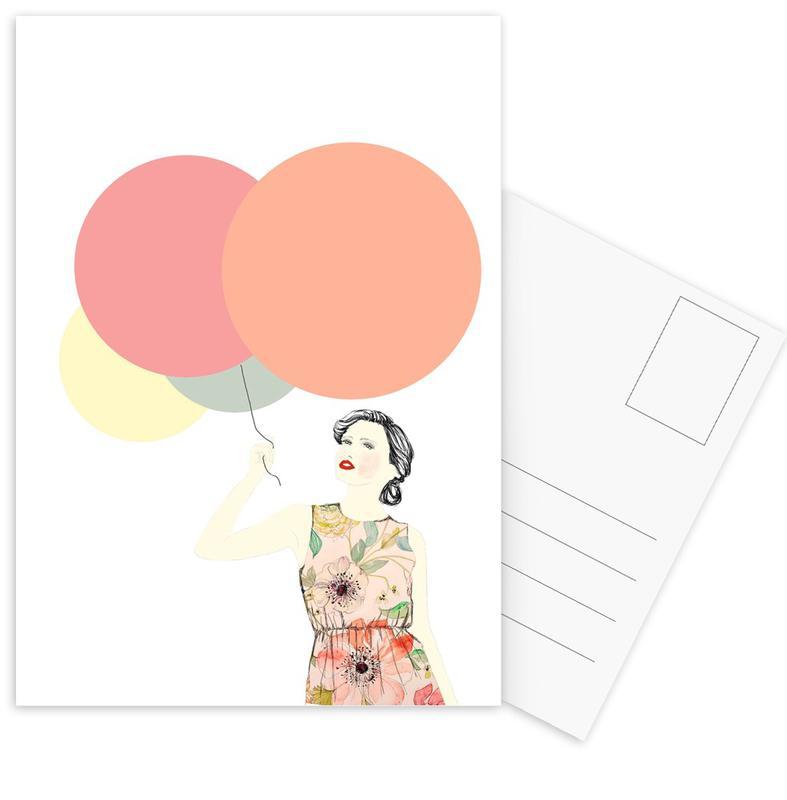 , My ballon ansichtkaartenset