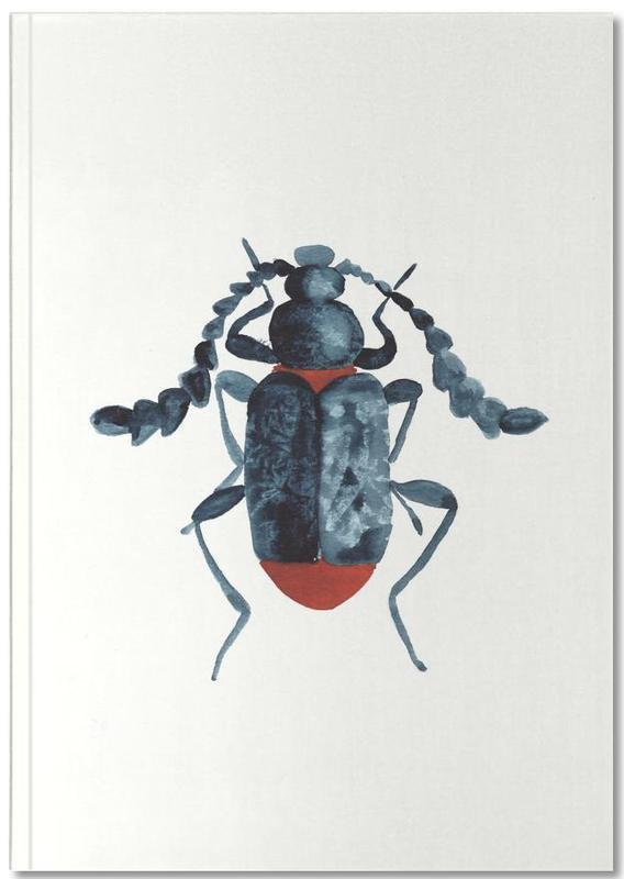 Blue Beetle Notebook