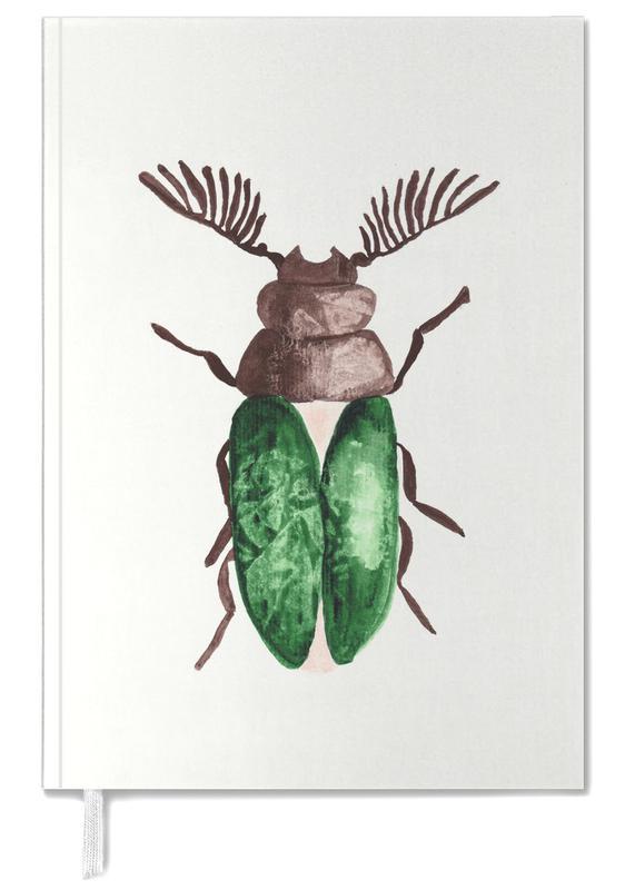 Scarabées, Greeny Beetle agenda