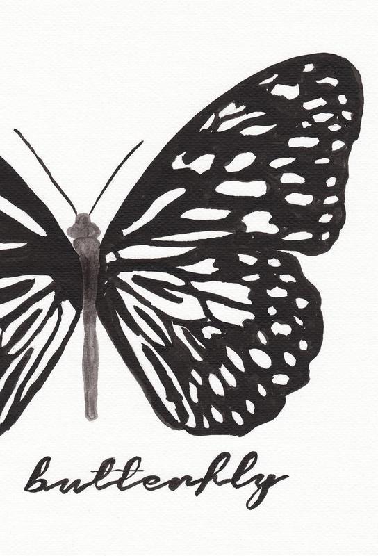 My butterfly alu dibond