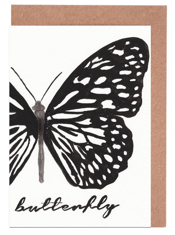My butterfly -Grußkarten-Set