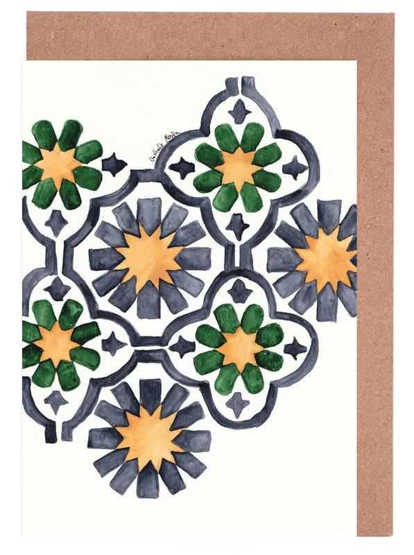 Morocco Lights Greeting Card Set