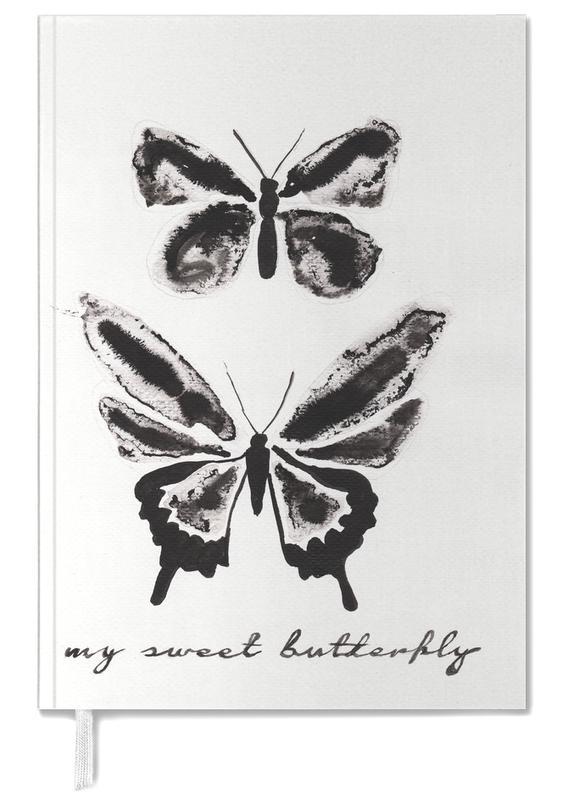 My sweet butterfly agenda