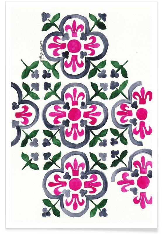 Morocco Love -Poster