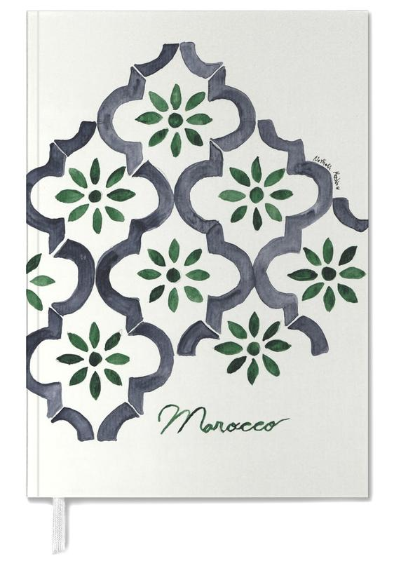 Morocco Personal Planner