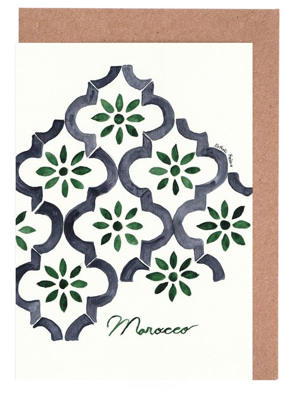 Morocco Greeting Card Set