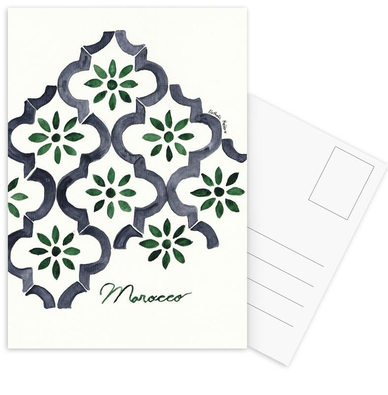 Morocco Postcard Set