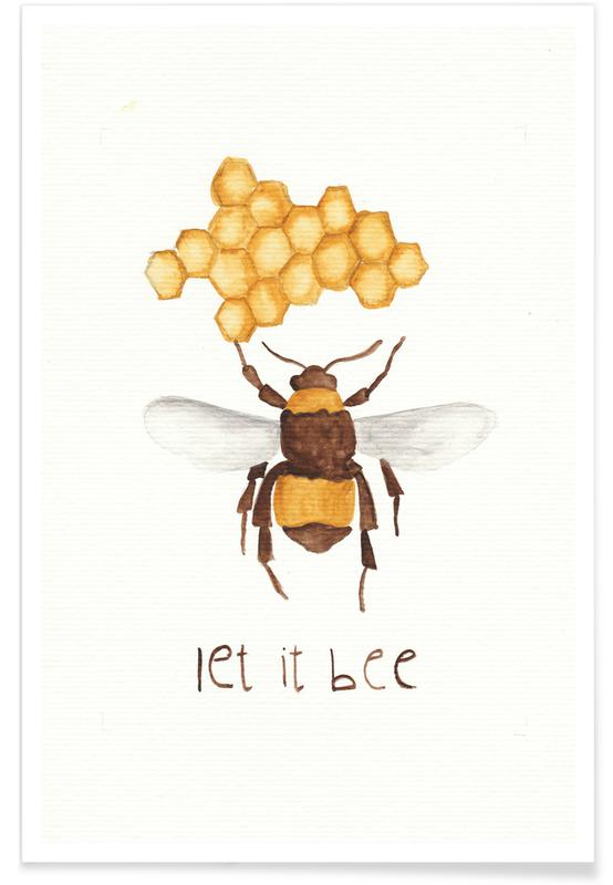Let It Bee -Poster
