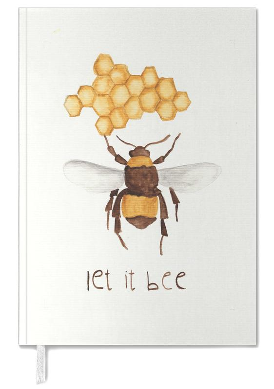 Kinderzimmer & Kunst für Kinder, Bienen, Let It Bee -Terminplaner