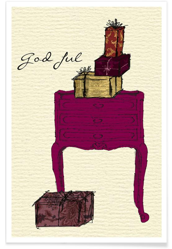 Christmas Board -Poster