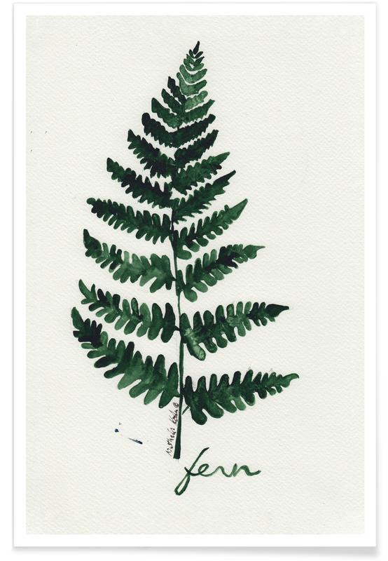 Fern -Poster