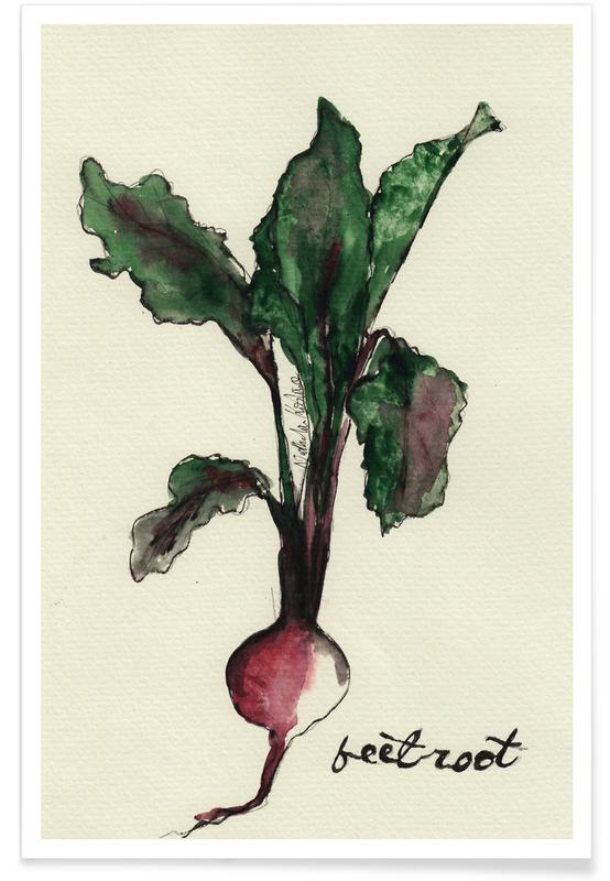 Beetroot -Poster