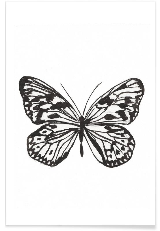 Butterfly No. 45 -Poster