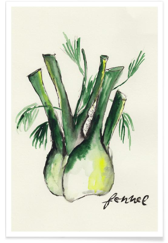 Fennel -Poster