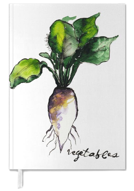 Vegetables Personal Planner