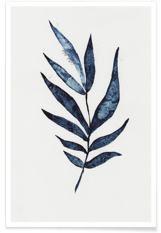 Palm Leaf -Poster