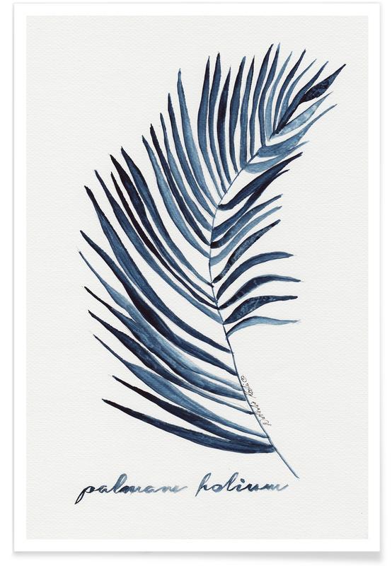 Palmam Folium -Poster