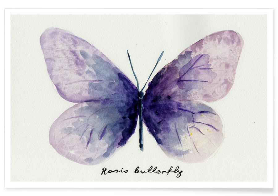 Rosi's Butterfly -Poster