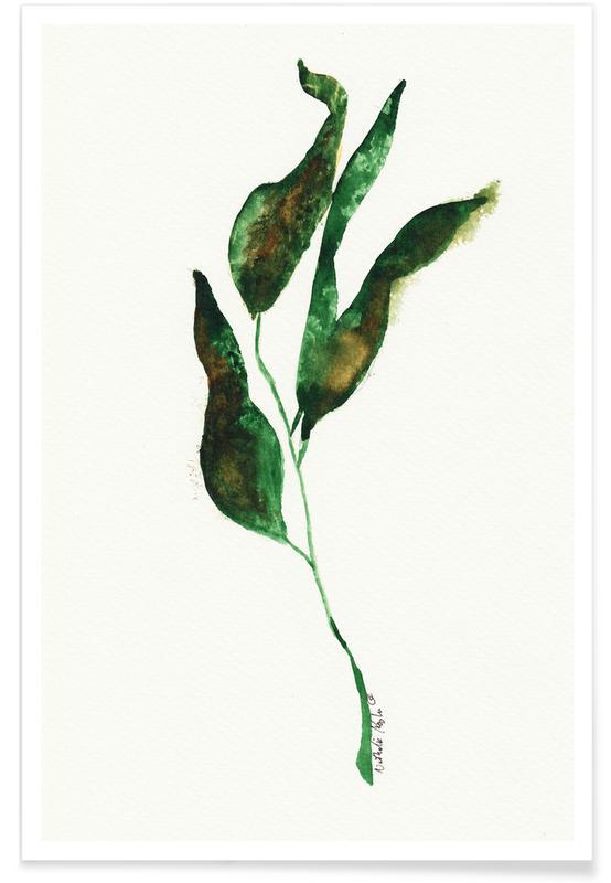 When Autumn Begins -Poster
