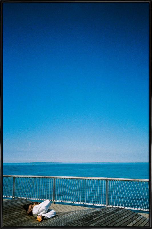 Chill Framed Poster