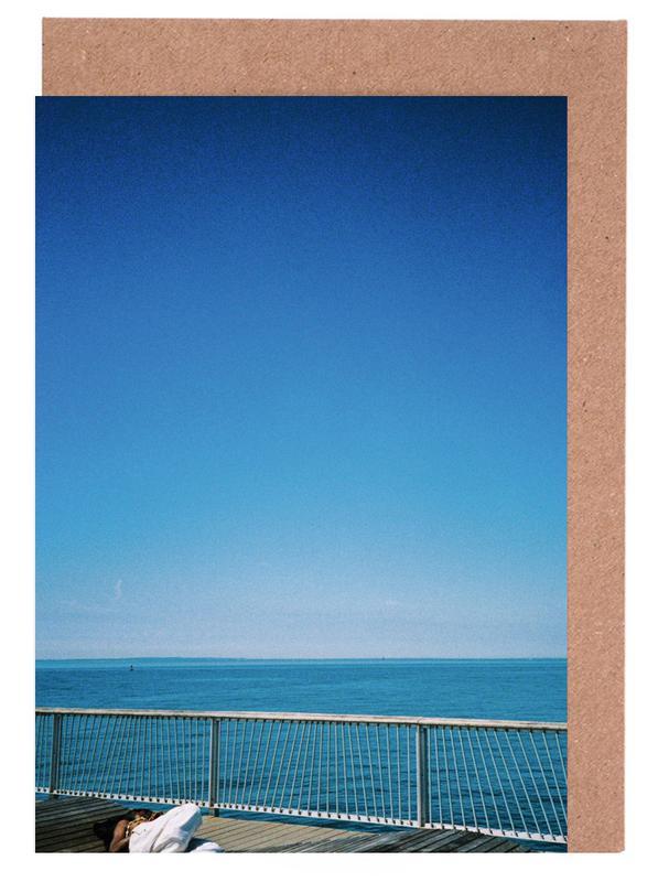 Océans, mers & lacs, Chill cartes de vœux