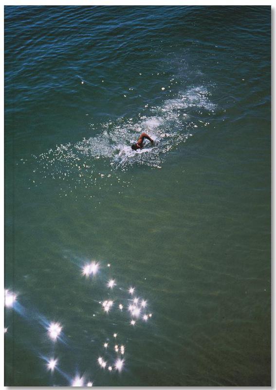 Océans, mers & lacs, Natation, Wet Notebook