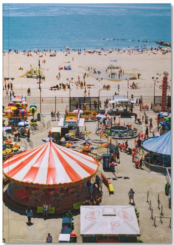 New York, Coney Island 3 Notebook