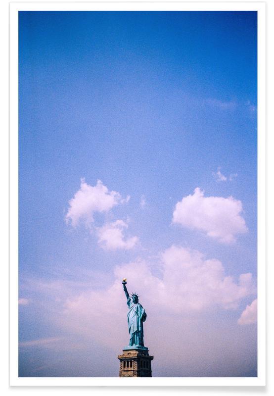 New York, Sights & Landmarks, Free? Poster