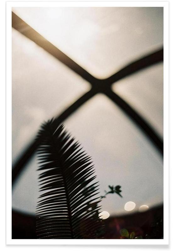 Bladeren en planten, Jungle #4 poster