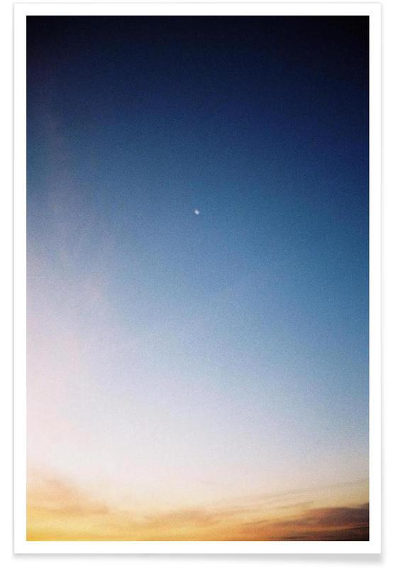 Ciels & nuages, Transition affiche