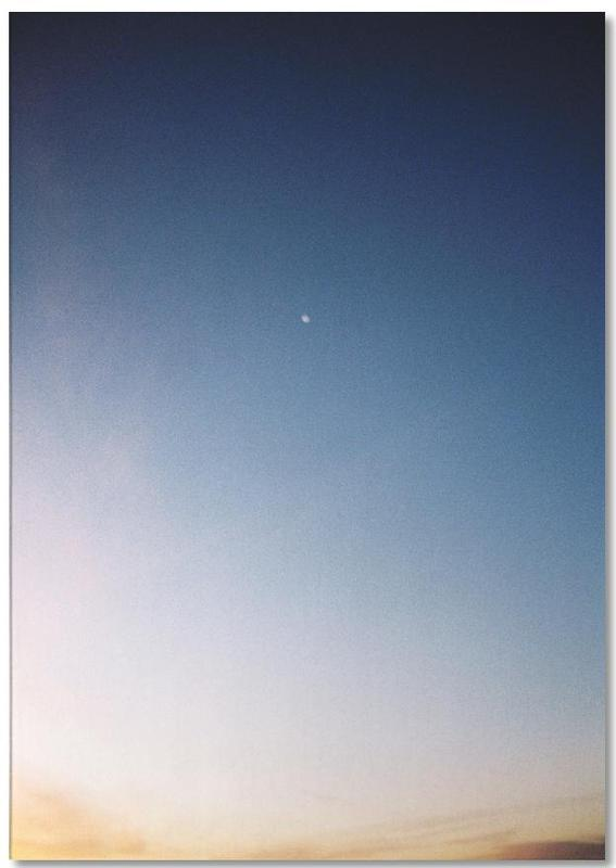 Himmel & Wolken, Transition -Notizblock
