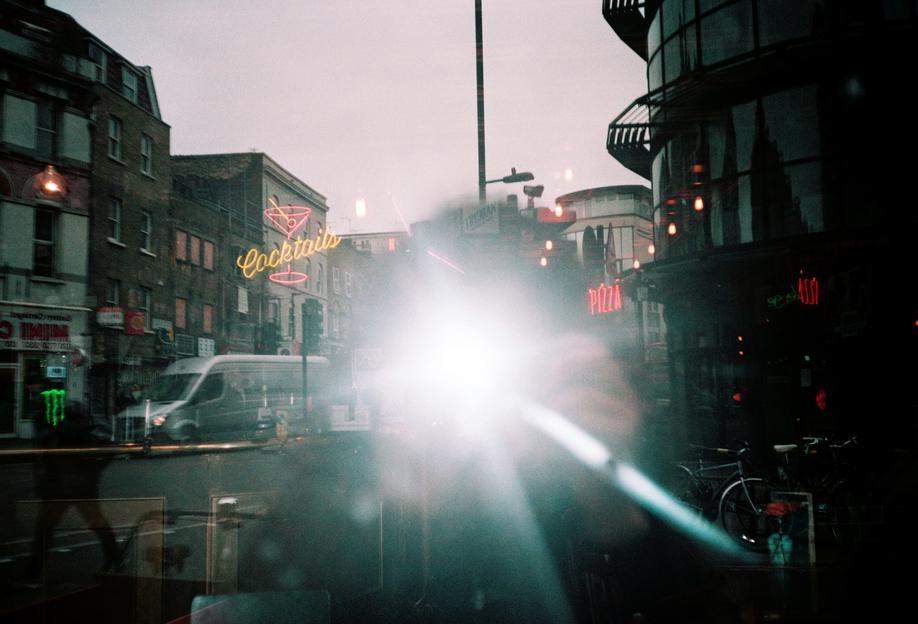 London 3 -Acrylglasbild