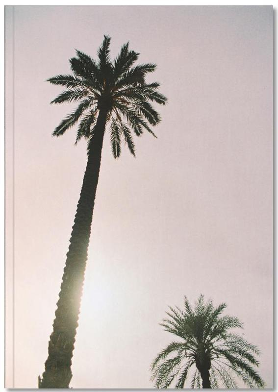 Palmiers, Palm Trees Notebook