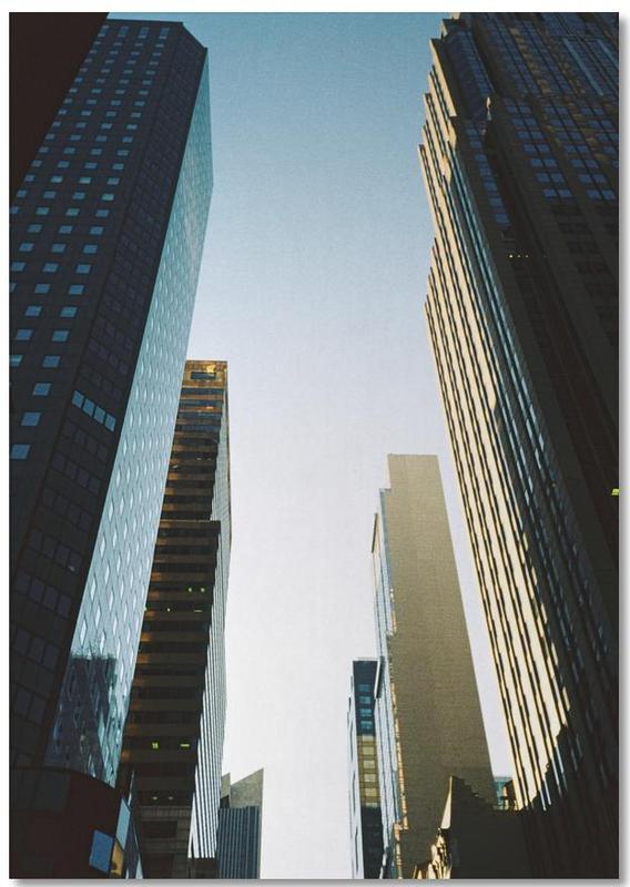 New York, Gratte-ciels, New York City bloc-notes