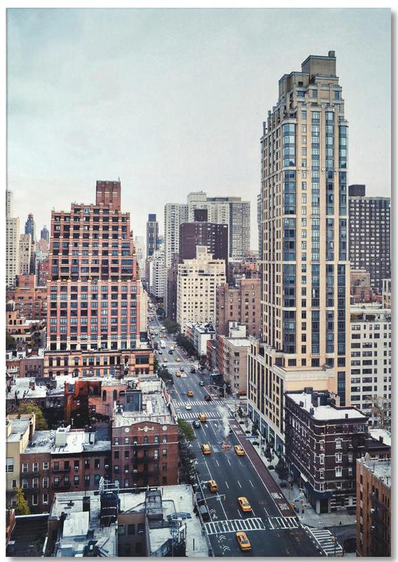 New York, Gratte-ciels, 1st and 49th bloc-notes
