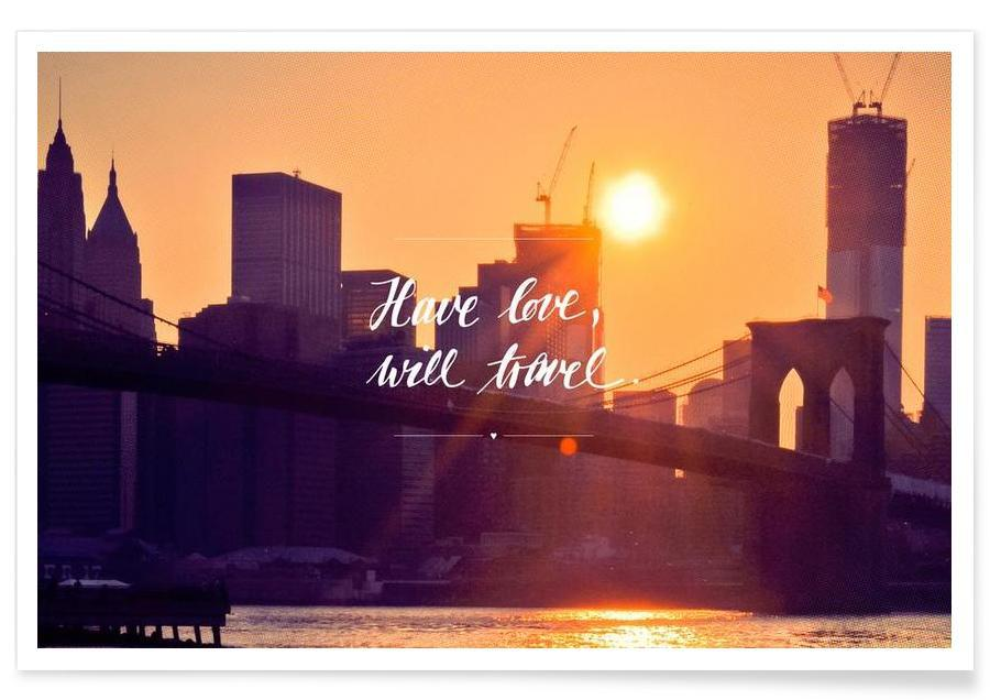 Have Love Will Travel affiche
