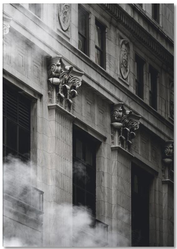 New York, Wall Street bloc-notes