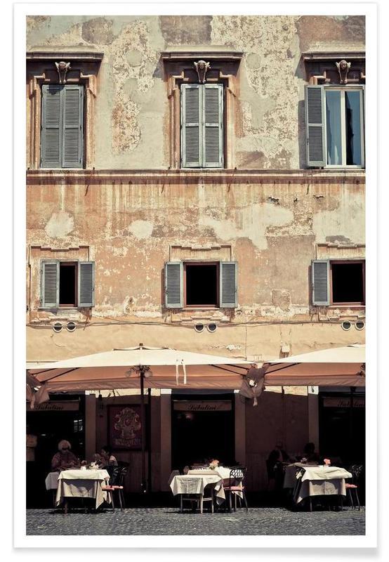 Détails architecturaux, Nine affiche