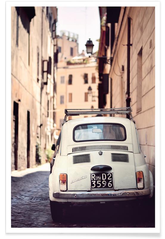 Voitures, Roma D2 affiche