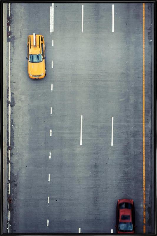 Chasing Cars affiche encadrée