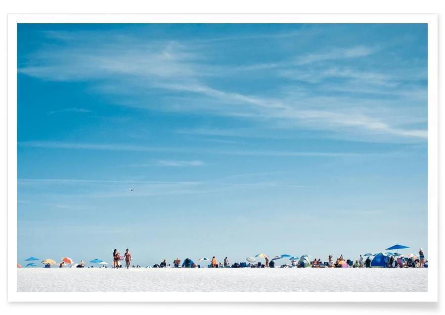 Beaches, Tan Line Poster