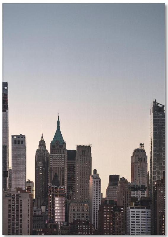 New York, Gratte-ciels, Skyscrapers bloc-notes