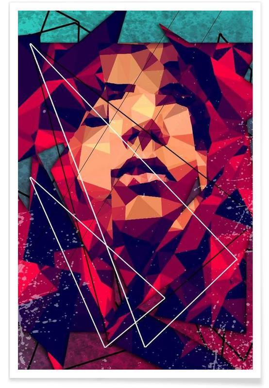 Portraits, Enhance affiche