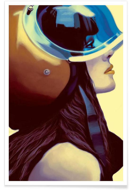 Helmetraus poster