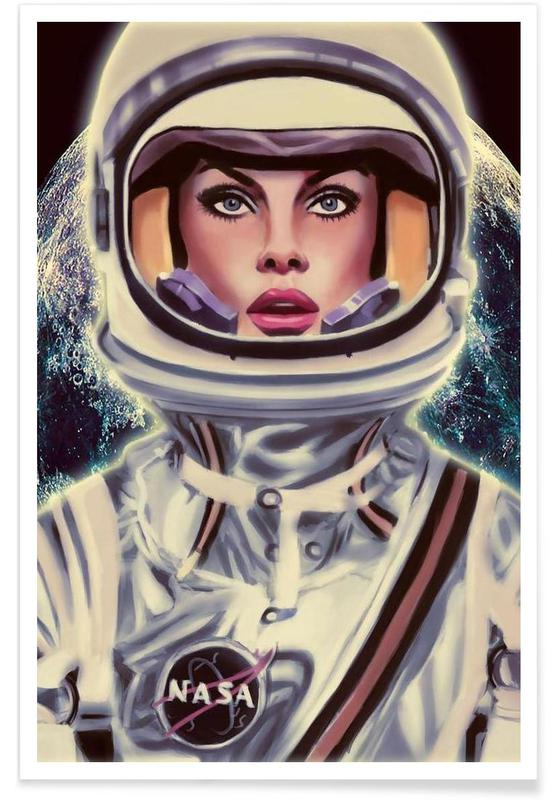 Le Cosmonaute poster