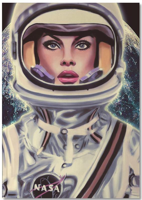Astronauts, Le Cosmonaute Notebook